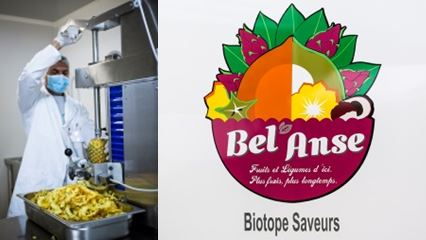 L'innovation au service des fruits péï